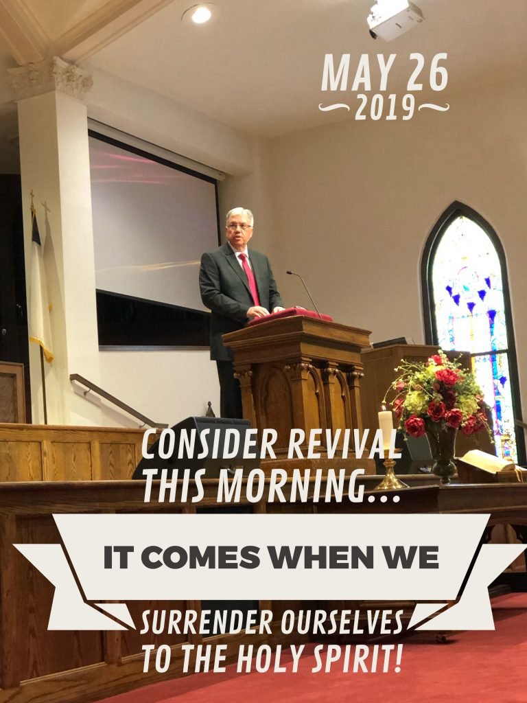 Revival is Coming! – First Baptist Church Shelby